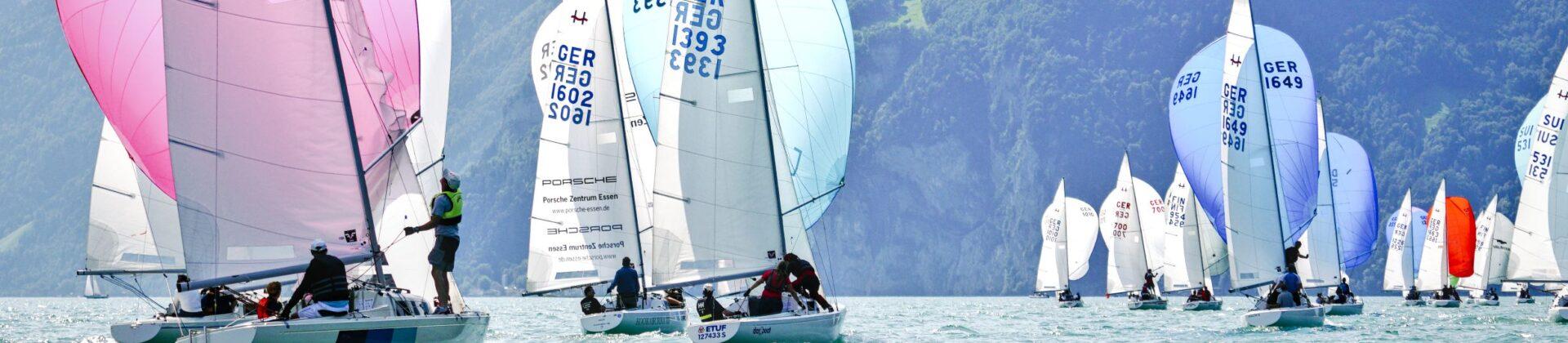 H-boat Worlds 2017 i Schweiz
