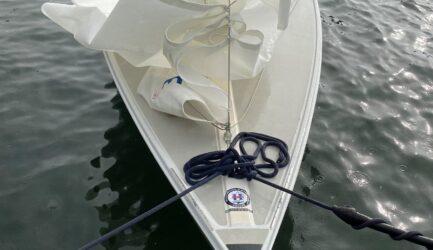 En berättelse om renovering av H-båt SWE602